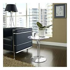 acrylic furniture toronto. Acrylic Side Tables Modern Round Clear Table Toronto Furniture