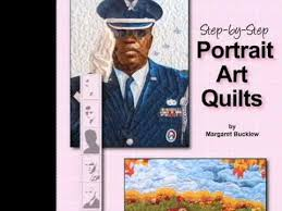 Learn to create realistic portrait and pictorial quilts - YouTube & Learn to create realistic portrait and pictorial quilts Adamdwight.com