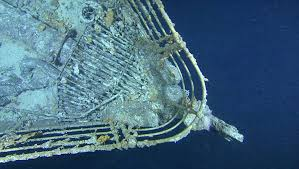 real underwater titanic pictures. Contemporary Underwater Taken Underwater During The Expedition That Aims To Reveal What Happened  Structurally Ship On Real Underwater Titanic Pictures