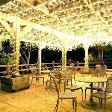 Outdoor Bistro Lights String Outdoor Patio String Lights Ideas