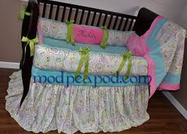 pixie paisley baby bedding almost sold out larger image