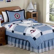 come sail away anchor comforter set the best nautical quilts and