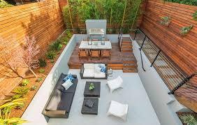 Modern Backyard Design Property Simple Decorating Ideas