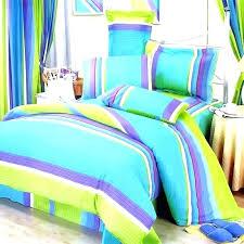 hot pink and lime green comforter sets blue set duvet cover twin com
