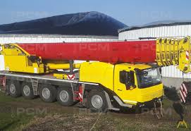 Grove 130 Ton Crane Load Chart Grove Gmk 5130 2 130 Ton All Terrain Crane For Sale