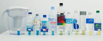Comparing 10 Brands Of Bottled Water Santevia Water