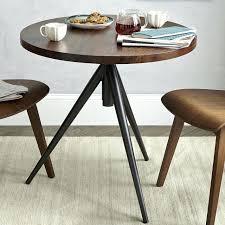 small bistro table latest small round bistro table round adjule bistro table west elm small round small bistro table