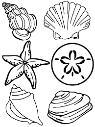 Ocean Creatures Coloring Pages Sea Life Coloring Pages Ocean