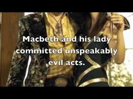 good vs evil macbeth themes