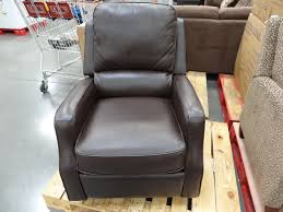 comfortable costco recliner for your interior design synergy ine leather costco recliner