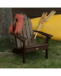 brown plastic adirondack chairs. Brilliant Adirondack Hamptonburgh Essential Plastic Adirondack Chair Color Brown In Chairs D