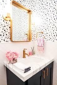 Powder Room Wallpaper Best 25 Half Bathroom Wallpaper Ideas On Pinterest Powder Room