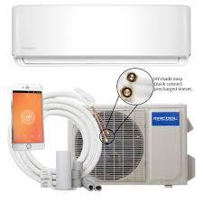 Heater Pump Mrcool Diy 12000 Btu 1 Ton Ductless Mini Split Air Conditioner