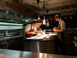 Restaurant Kitchen Table The Eater London Heatmap Where To Eat Right Now