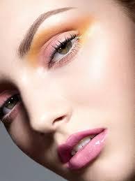 pink makeup look pink makeup