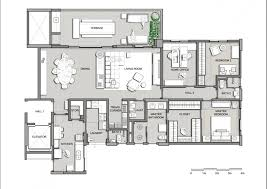 Apartment Building Floor Awesome Model Outdoor Room New In Modern Apartment Floor Plans