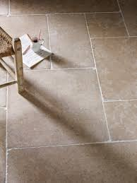Limestone Kitchen Floor Tiles Dijon Tumbled Limestone