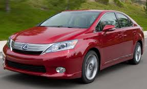 2010 Lexus HS250h Hybrid | Instrumented Test | Car and Driver