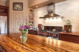 zebra wood rustic countertops