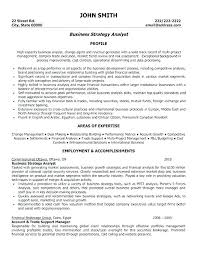 Credit Analyst Resume Example Business Systems Analyst Resume Examples Analyst Resume Sample
