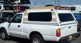 Bel-Air Camper Shells - Wood-n-Alum