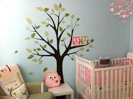 nursery decals for walls wall decals owls on a tree baby nursery decals by wall  decals