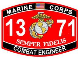 Usmc 1371 Combat Engineer