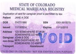 Medical Marijuana Marijuana Medical Registry Registry