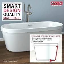 freestanding tub drain bathtub drain leaking bathtubs overflow replacement