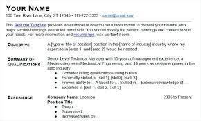 Resume Templates Google Basic Resume Template Resume References