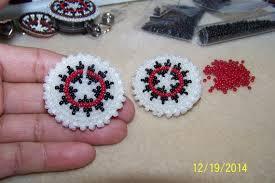 navajo bead designs. Exellent Navajo Navajo Beaded Basket Design By NavajoRainbowDesigns On Etsy With Bead Designs D