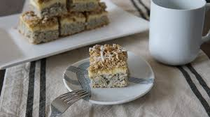 Photo courtesy ten speed press vintage cakes (ten speed press, 2013) — julie richardson's newest collection of dessert treasures — offers readers enough cupcake, flips, rolls, layers, and chiffon cake recipes to please any crowd. Easter Brunch Week Ube Coffee Cake The Mid Coast Home