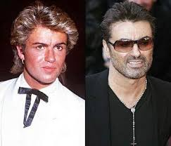 george michael then now. Fine Michael George Michael Intended Then Now N