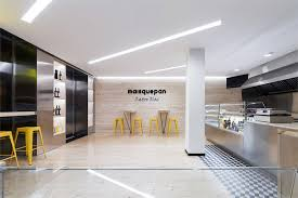 Maisquepan Bakery Uses Function And Flash Commercial Interior
