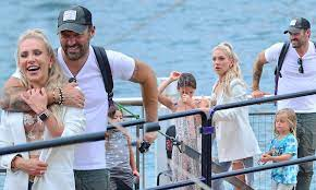 Brian Austin Green and his kids support ...