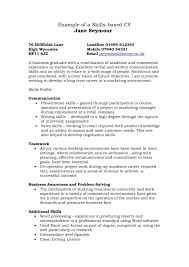 Skills Based Resume Template Mesmerizing Resume Example Skills Based Resume Examples Resumes Templates