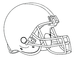 Broncos Football Helmet Coloring Pages Football Helmets Coloring