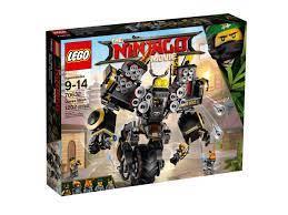 Quake Mech 70632 | NINJAGO® | Buy online at the Official LEGO® Shop CA