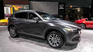 2019 <b>Mazda CX</b>-<b>5</b> Skyactiv Diesel SUV Debuts In New York