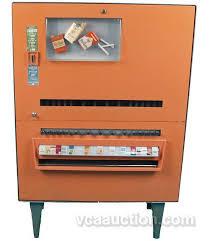 1950'S Vending Machine Gorgeous 48's 48's Cigarette Vending Machine
