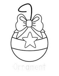19 black and white christmas ornament clip library stock huge. Free Christmas Coloring Pages