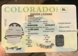 We Make Colorado Premium Ids - Id Scannable Fake Buy