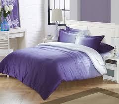 100% Cotton Twin XL College Comforters & Ombre Purple Twin XL Comforter Extra Long Twin Comforter Dorm Room Decor Adamdwight.com