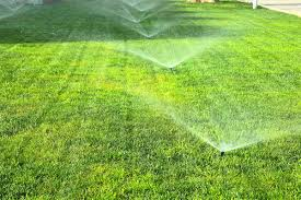 Image result for lawn sprinkler system will be totally automated
