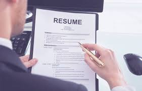 Refer The Sample Resumes Through Online For Preparing A Noticeable ...