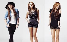 The new clothes style for teen