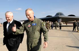 u s department of defense photo essay defense secretary robert m gates receives a tour of a b 2 spirit from