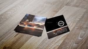 Square Photography Business Cards Beautiful Square Polaroid Grapher