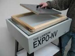 exposure unit plans screen printing equipment screenprinting fascinating diy vacuum cpgreek com