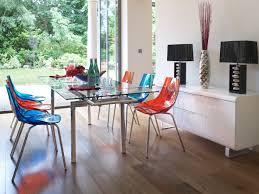blue dining room furniture. Unique Decoration Dining Room Interior Red Blue Chairs Furniture O